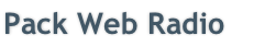 Pack Web Radio